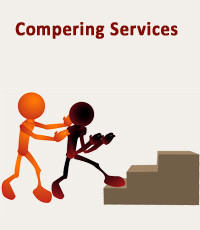 Compering Services